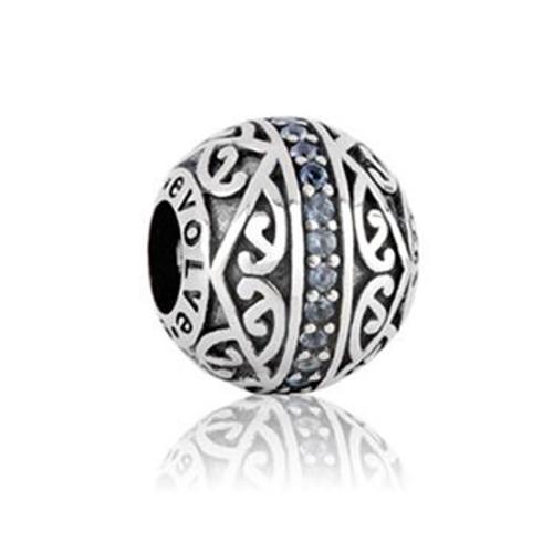 Ocean spirit gemstone charm from Evolve New Zealand.
