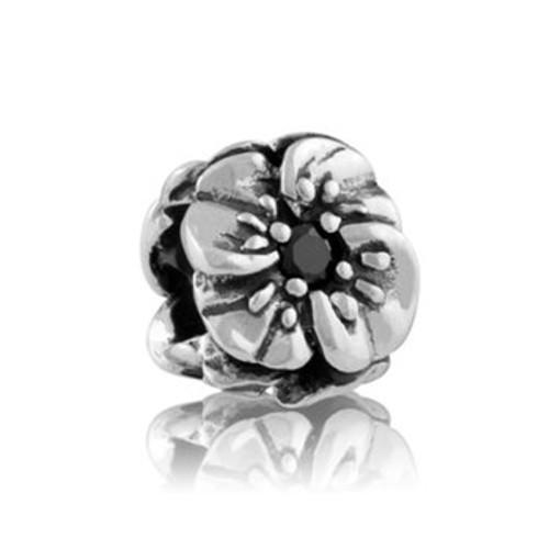 Poppy gemstone charm from Evolve New Zealand.