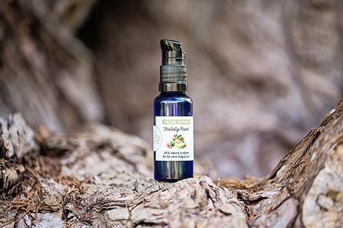 Facially yours facial serum from Nudi Point.