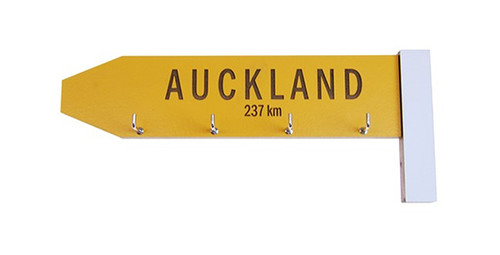 key holder, give me a sign key holder, ian Blackwell, made in NZ, auckland,