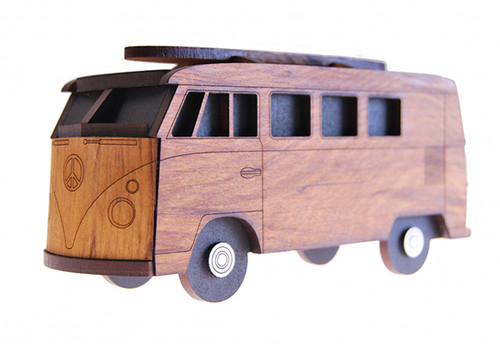 Box clever, rimu, kombi, Ian Blackwell, made in NZ.