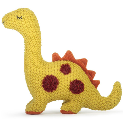 Bessie Baby Dino soft toy, Lily and George.