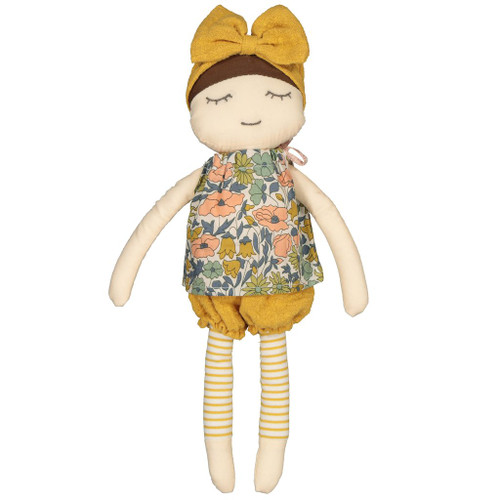 Bessie Baby Doll soft toy, Lily and George.