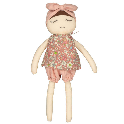 Fifi Baby Doll soft toy, Lily and George.