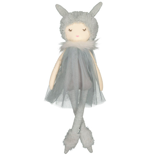 Luna Doll soft toy, Lily and George.