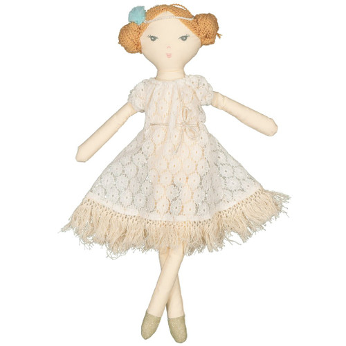 Tallulah doll  soft toy, Lily and George.