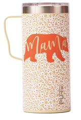 PURE Insulated Mug, 18oz, Assorted Designs