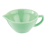 Jadeite Batter Bowl w/ Handle, 1.25qt capacity