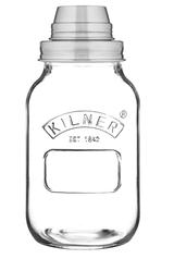 Mason Jar Cocktail Shaker, 34oz
