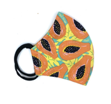 Meli Wraps Organic Cotton Face Mask/Covering