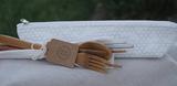 MicheNiche Cutlery Pouch (UTENSILS SOLD SEPARATELY))