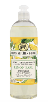 Michel Design Dish Soap, 16 fl oz.