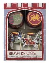 Brave Knights, Cupcake Set