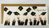 Grad Caps, Rifle Paper Co. Blank Greeting Card