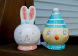 Chick & Bunny Salt and Pepper Shaker