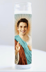 Antoni (Queer Eye) Prayer Candle: Kitchen Saints Collection