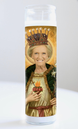 Mary Berry Prayer Candle: Kitchen Saints Collection