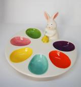 Paint Palette Egg Tray