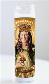 Claire Saffitz Prayer Candle: Kitchen Saints Collection