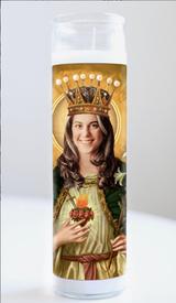 Claire Saffitz Prayer Candle: Kitchen Saints Collection