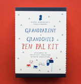 Grandparent + Grandchild Pen Pal Kit