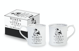 Let Women Vote Mug, 12oz