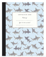Sharks Composition Book