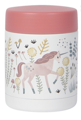 Insulated Food Jar, Unicorn 12oz