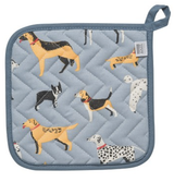 Dog Days, Printed Potholder