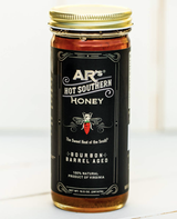 AR's Bourbon Barrel Aged Hot Honey, 10.5oz