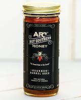AR's Bourbon Barrel Aged Hot Honey, 10.5oz