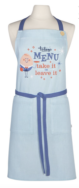 Cheeky Egg, Apron
