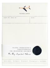 Memorandum Notepad: Airplane
