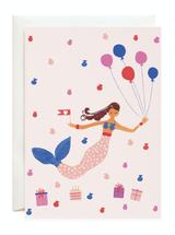 Petite Card: Mermaid Party