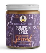 Pumpkin Spice Honey Cream Spread, 8oz