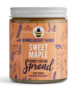 Sweet Maple Honey Cream, 8oz