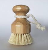 Bamboo & Hemp Kitchen Scrub Brush