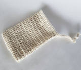 Natural Fiber Soap Saver Bag