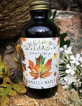 Vanilla Maple, Meadowland Simple Syrup