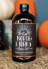 North Fork Pumpkin Spice Chai Concentrate, 16oz
