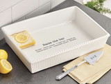 Dessert Bar Baking Set with Server