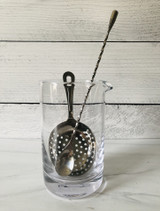 W&P Mixing Glass Kit  (Mixer Glass, Bar Spoon, Strainer)