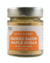 Smoked Bacon Maple Sugar Rub