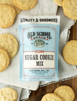 Old School Mill Sugar Cookie Mix