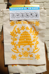 Reusable Cloth Bag Set