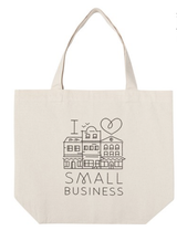 Small Business Tote