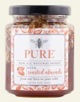 Pure Honey with Almonds