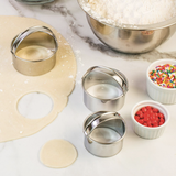 Round Cookie Cutter/set3