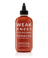 Bushwick Kitchen's Weak Knees Gochujang Sriracha