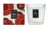 Voluspa Spiced Goji Tarocco Orange, 2-Wick Hearth Candle
